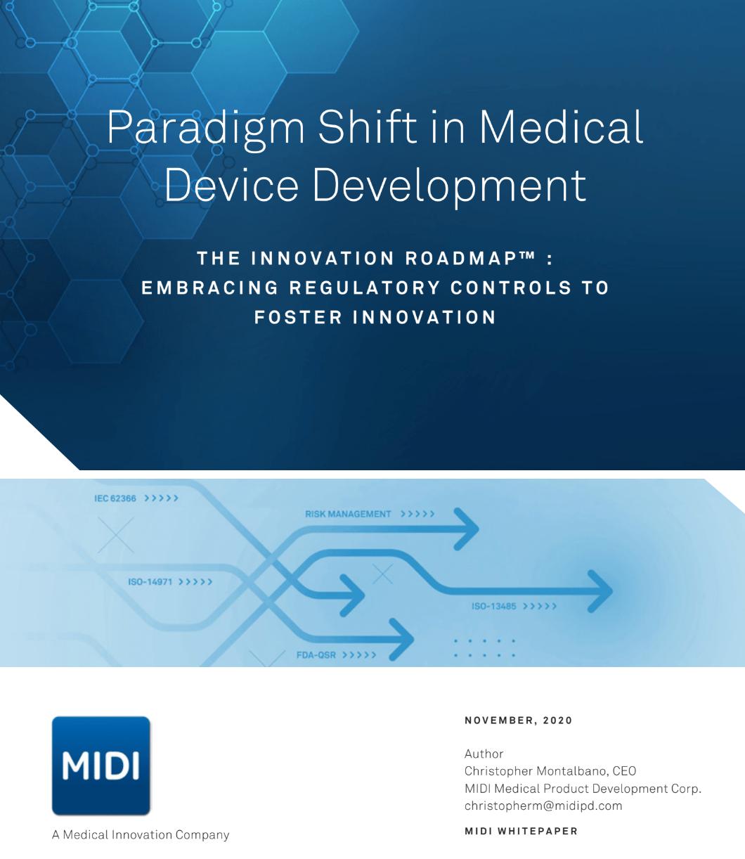 MIDI_Innovation Roadmap_WP Cover
